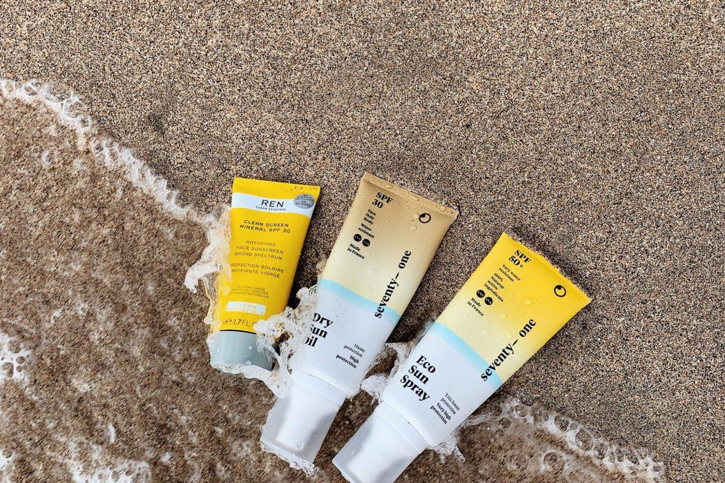 Protéger sa peau (et les océans) contre le soleil