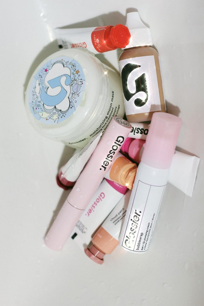 What do we buy at Glossier?