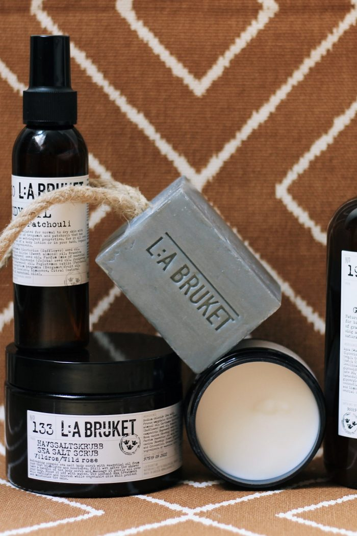 Take care of your body with L:A Bruket
