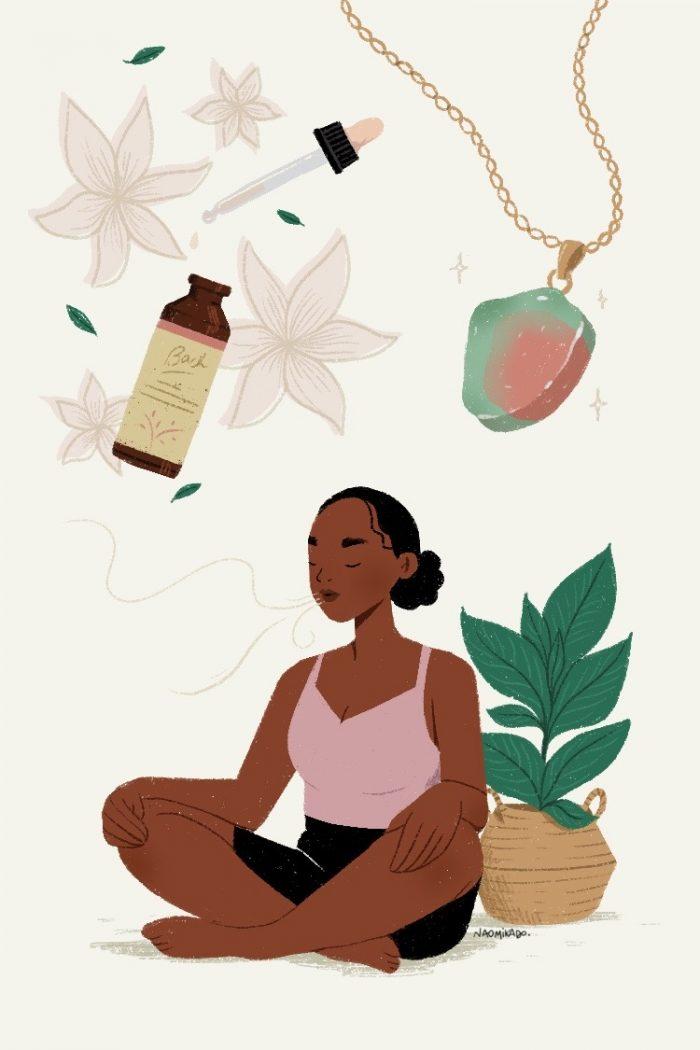 La voie de la relaxation par Amandine Arcs