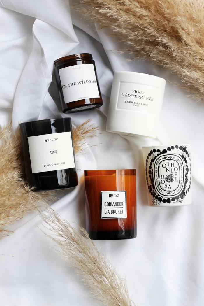 Enchantement olfactif : nos bougies favorites