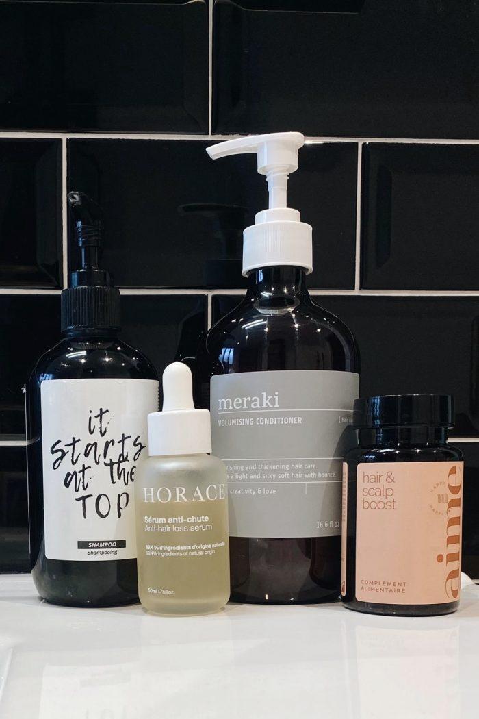 Fortifier et densifier ses cheveux : notre sélection de produits pour hommes
